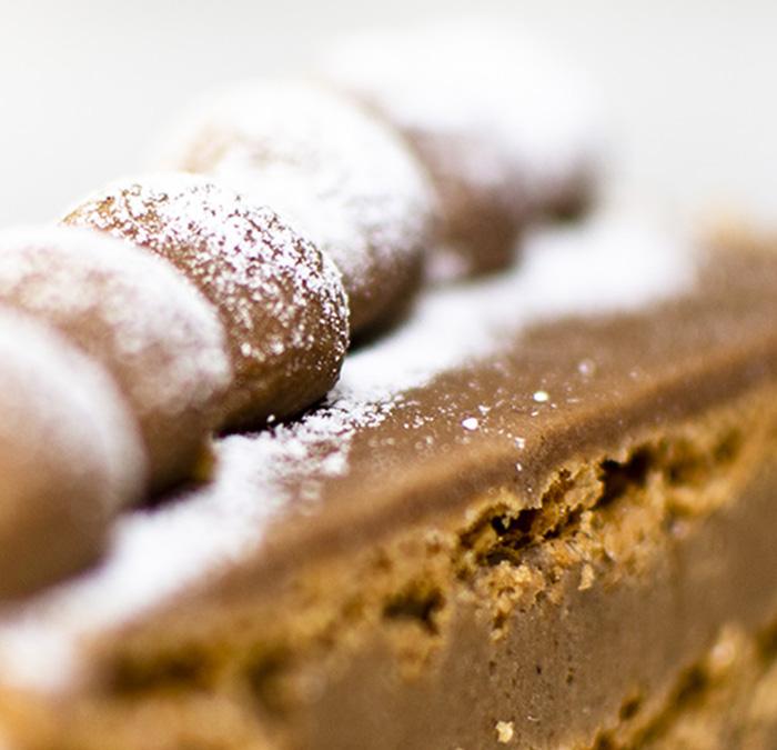 Bûche de la Pâtisserie Francin